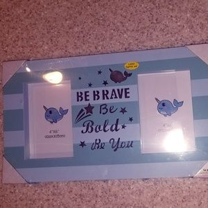 NEW LED BABY PICTURE BRAVE BOLD YOU